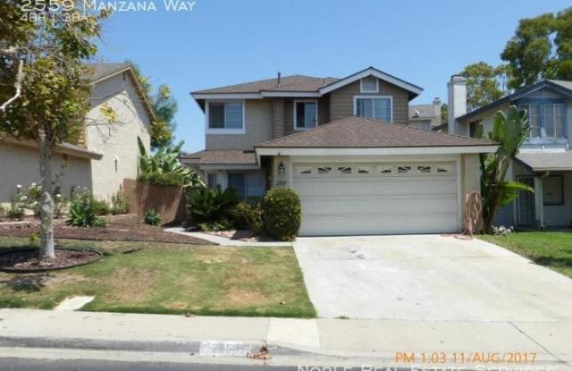 2559 Manzana Way - 2559 Manzana Way, San Diego, CA 92139