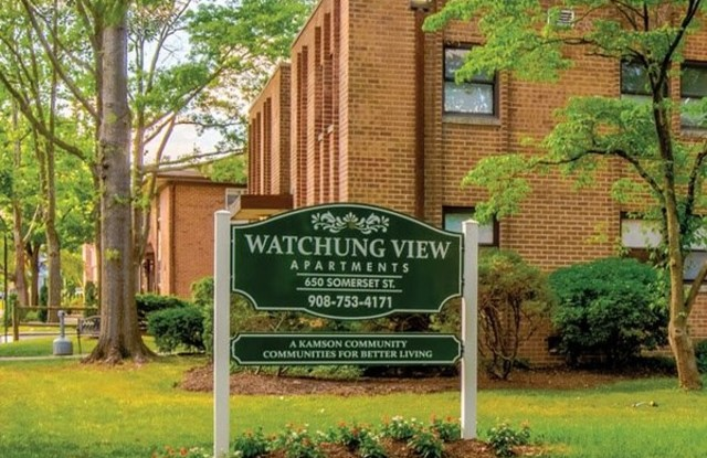 Watchung View Apartments - 650 Somerset St, North Plainfield, NJ 07060