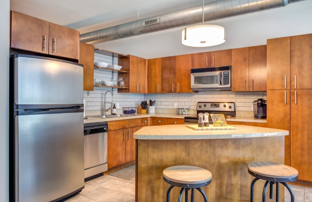 Lofts At The Highlands St Louis Mo Apartments For Rent