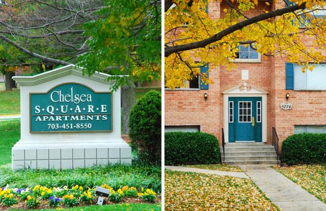 Chelsea Square Apartments - 5734 Backlick Rd, Springfield, VA 22150