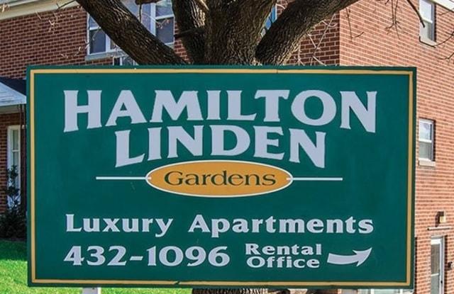 Hamilton Linden Gardens - 2016 F W Linden St, Allentown, PA 18104