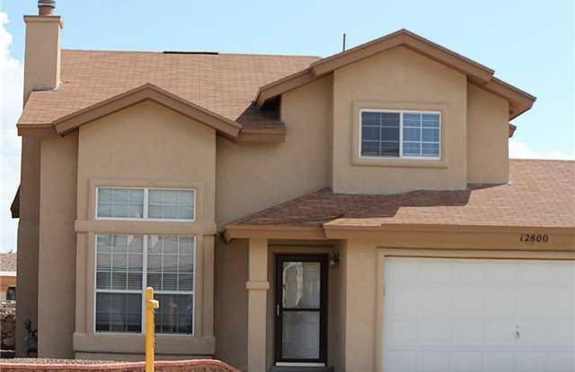 12800 TIERRA MINA Drive - 12800 Tierra Mina Drive, El Paso, TX 79938