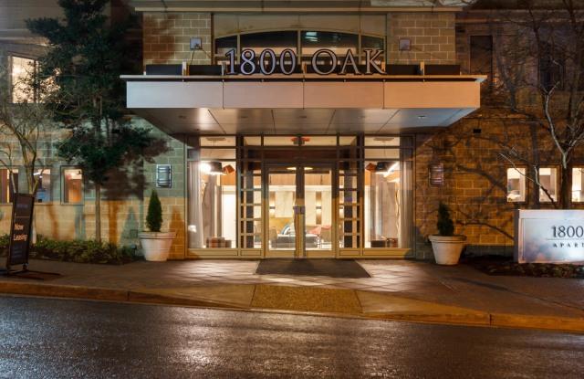 1800 Oak Apartments - 1800 N Oak St, Arlington, VA 22209
