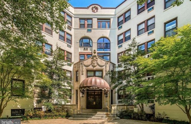 4701 CONNECTICUT AVENUE NW - 4701 Connecticut Avenue Northwest, Washington, DC 20008