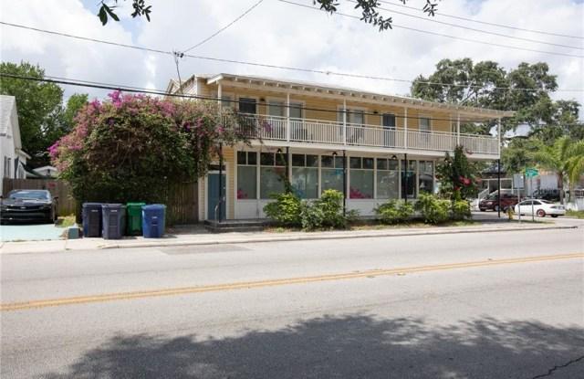 1001 E COLUMBUS DRIVE - 1001 East Columbus Drive, Tampa, FL 33605