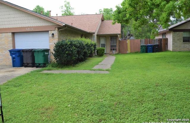 5213 Gawain Dr - 5213 Gawain Drive, San Antonio, TX 78218