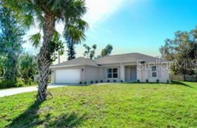 2822 GYPSY STREET - 2822 Gypsy Street, Ridge Wood Heights, FL 34276