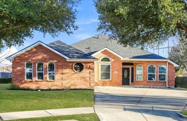222 Jacob Court - 222 Jacob Court, Glenn Heights, TX 75154
