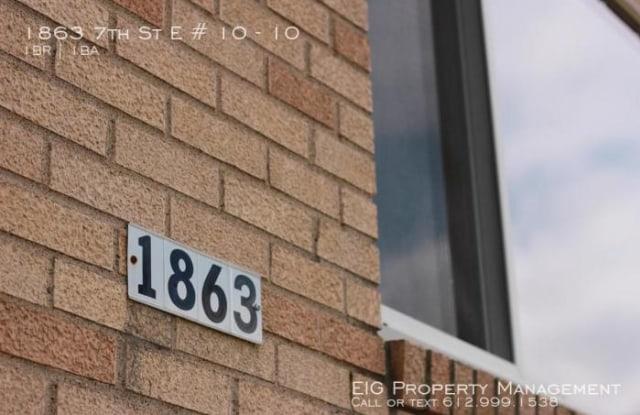 1863 7th St E # 10 - 1863 7th Street East, St. Paul, MN 55119