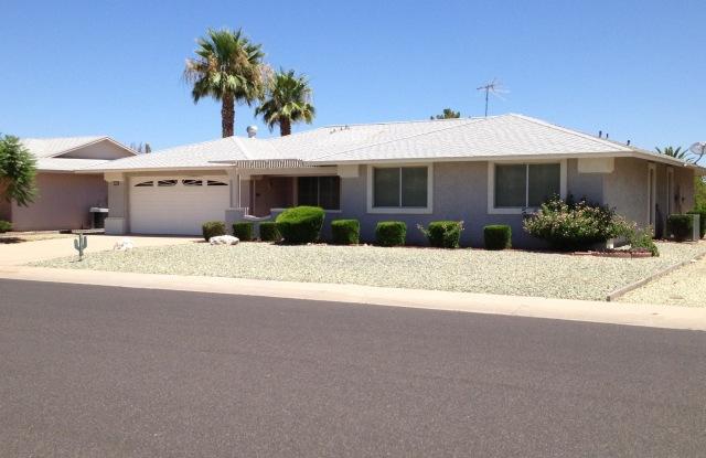 10320 W DESERT ROCK Drive - 10320 West Desert Rock Drive, Sun City, AZ 85351