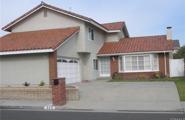8411 Spring Circle - 8411 Spring Circle, Huntington Beach, CA 92646