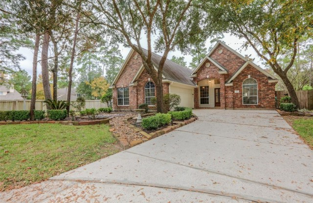 7 Canoe Birch Place - 7 Canoe Birch Place, The Woodlands, TX 77382
