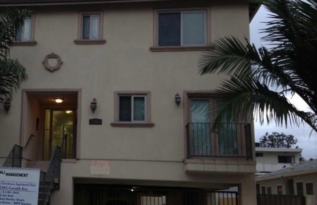 2495 Corinth Ave - 2495 Corinth Avenue, Los Angeles, CA 90064