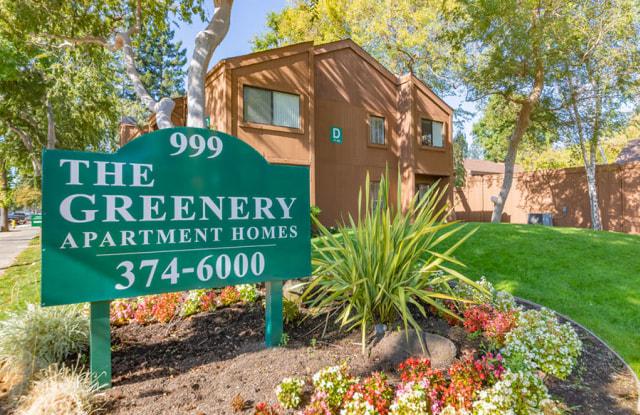 The Greenery Apartment Homes - 999 W Hamilton Ave, Campbell, CA 95008