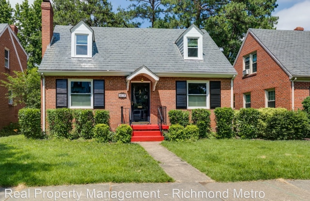 4016 West Grace Street - 4016 West Grace Street, Richmond, VA 23230