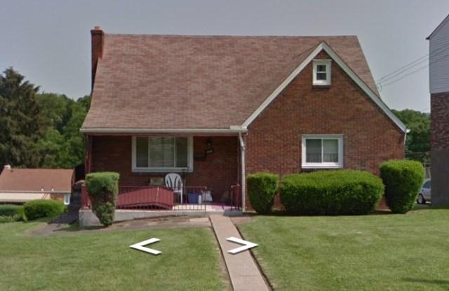 1816 Texas Ave - 1816 Texas Avenue, West Mifflin, PA 15122