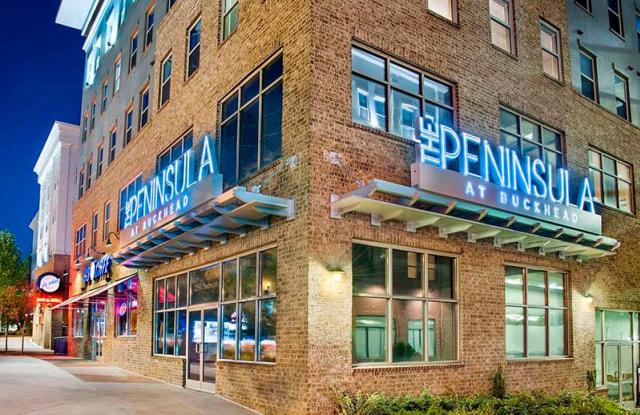 Peninsula at Buckhead - 2591 Piedmont Rd NE, Atlanta, GA 30324