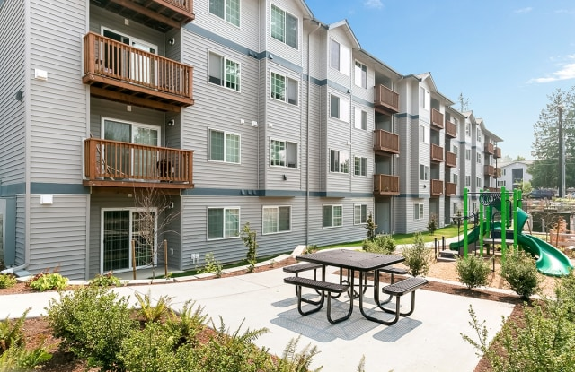 Taylor Creek Apartments - 7050 S 116th Pl, Seattle, WA 98101