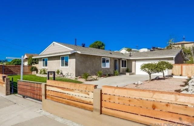 2453 Goodstone St - 2453 Goodstone Street, San Diego, CA 92111