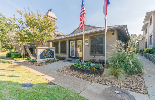 Fox Haven Apartments - 7275 Hickory St, Frisco, TX 75034