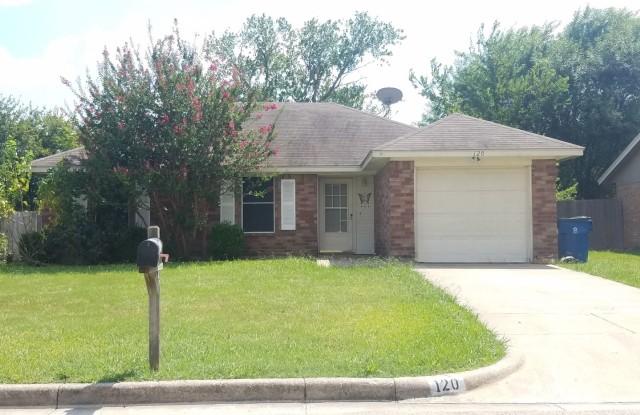 120 Liesa St - 120 Liesa Street, Alvarado, TX 76009