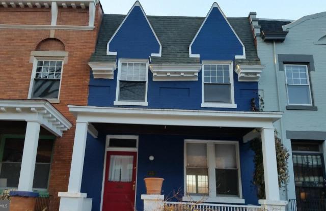 1855 NEWTON ST NW - 1855 Newton Street Northwest, Washington, DC 20010