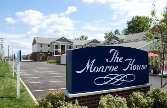 Monroe House - 401 Lazelle Road, Westerville, OH 43081