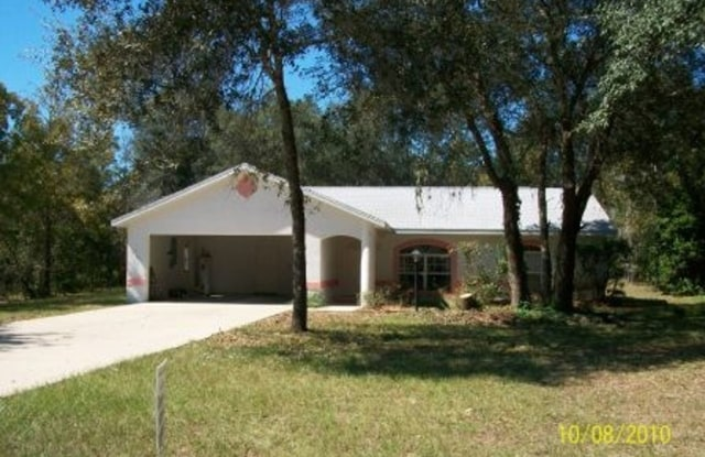"""1471 E. St. James Lp - 1471 East St James Loop, Hernando, FL 34453"""