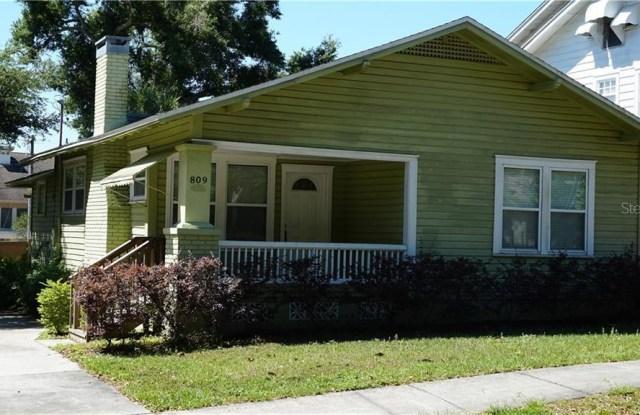809 E LIME STREET - 809 East Lime Street, Lakeland, FL 33801