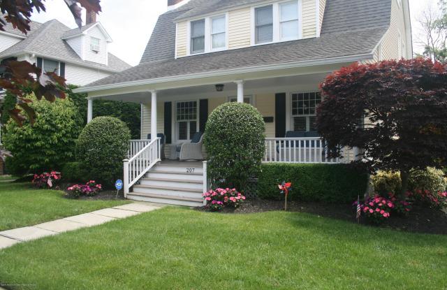 207 Washington Avenue - 207 Washington Avenue, Spring Lake, NJ 07762
