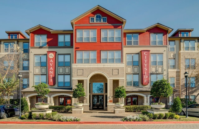 Avanti Cityside - 7373 Ardmore Street, Houston, TX 77054
