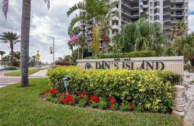 1660 GULF BOULEVARD - 1660 Gulf Boulevard, Clearwater, FL 33767