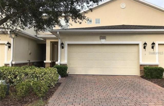723 TERRACE SPRING DRIVE - 723 Terrace Spring Drive, Alafaya, FL 32828