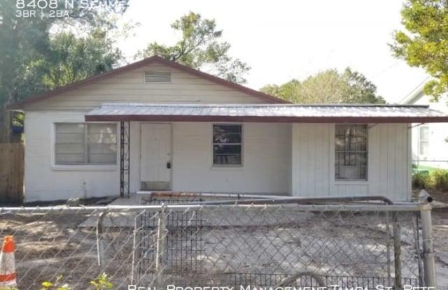 8408 N Semmes St - 8408 Semmes Street, Tampa, FL 33604