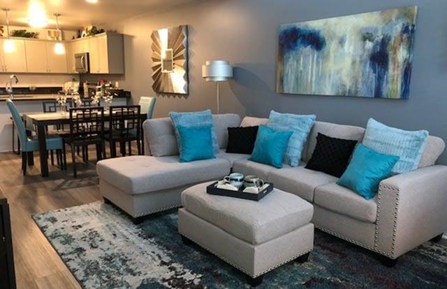 Kirkway Apartments - 8891 Christopher St, Washington, MI 48094