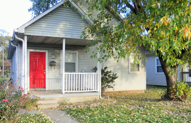 2421 Shriver Ave - 2421 Shriver Avenue, Indianapolis, IN 46208