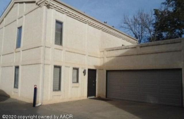 2110 VAN BUREN ST - 2110 South Van Buren Street, Amarillo, TX 79109