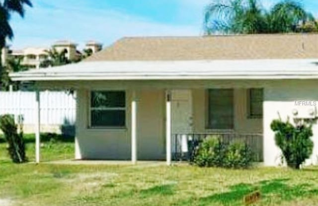 144 175TH AVENUE E - 144 175th Ave E, Redington Shores, FL 33708
