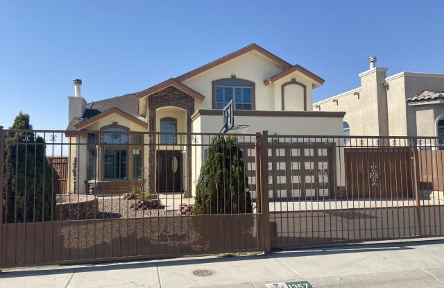 1357 FITO HERNANDEZ Street - 1357 Fito Hernandez Street, El Paso, TX 79928