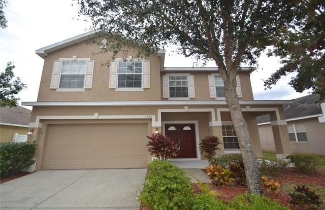5650 SWEET WILLIAM TERRACE - 5650 Sweet William Terrace, Land O' Lakes, FL 34639