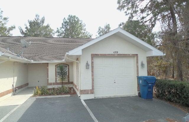4208 Jason Rd - 4208 Jason Road, Spring Hill, FL 34608