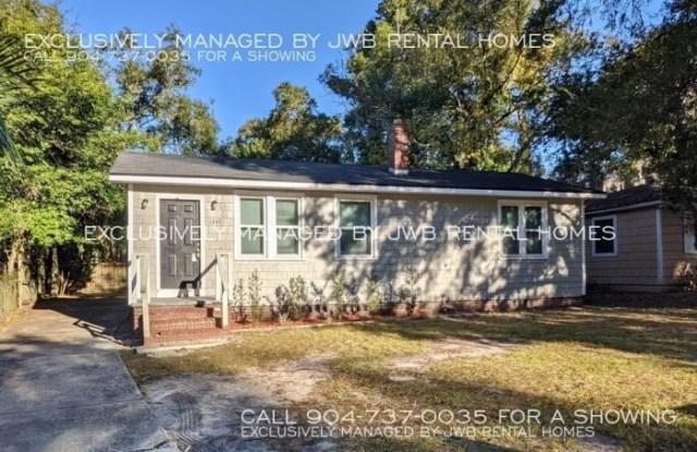 1247 Maynard St - 1247 Maynard Street, Jacksonville, FL 32208