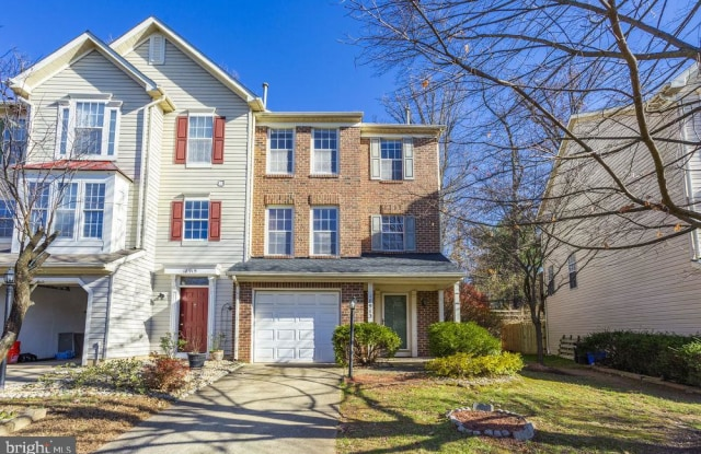 18913 QUIET OAK LANE - 18913 Quiet Oak Lane, Germantown, MD 20874