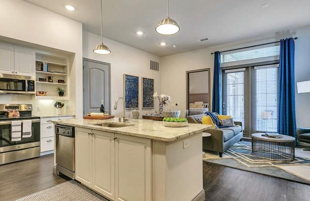 The Huntington Apartments - 4925 Rasor Blvd, Plano, TX 75024