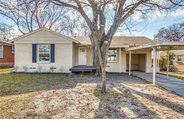 3826 Lenel Drive - 3826 Lenel Drive, Dallas, TX 75220