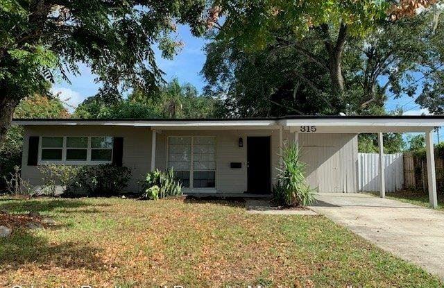 315 McJordan Ave - 315 Mcjordan Avenue, Orlando, FL 32801