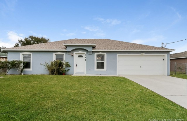 371 SW Duval Ave - 371 Southwest Duval Avenue, Port St. Lucie, FL 34983