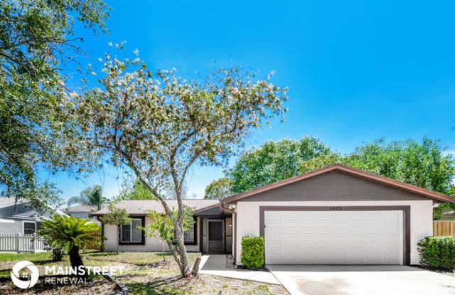 1405 Piney Branch Circle - 1405 Piney Branch Circle, Valrico, FL 33594