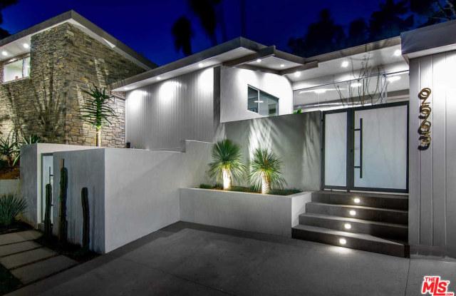 9563 GLOAMING DR - 9563 Gloaming Drive, Los Angeles, CA 90210