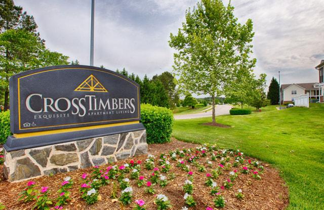Crosstimbers Apartment Homes - 900 Golden Horseshoe Cir, Morrisville, NC 27560